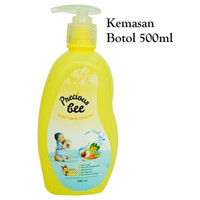 BABYBEE PRECIOUS BEE LIQUID CLEANSER 500ML (Pembersih Botol Bayi)