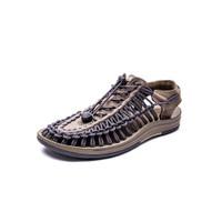 Sandal Pria Summer Beach Sepatu Olahraga Non-slip Gunnug Sendals Panta