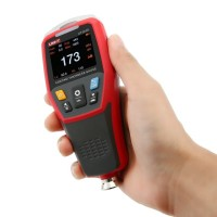 Paint Coating Thickness Gauge Digital Ukur Ketebalan Cat UNI-T UT343D
