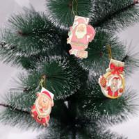Dekorasi Natal / Hiasan Gantung Pohon Natal Set 30 Motif (257)