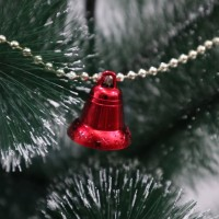 Hiasan Tali Pohon Natal / Dekorasi Natal (7580)