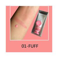 Ready Pink Decoration Blusher Stick Matte Nude Makeup Repair Blush Rou