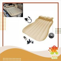 NEW NA Kasur Angin Mobil + Pompa / Car Bed / Matras Portable EXCLUSIVE