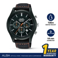 Jam Tangan Pria Alba Active Quartz AT3G43X1 AT3G43 Original