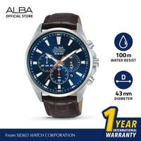 Jam Tangan Pria Alba Active Quartz AT3G63X1 AT3G63 Original