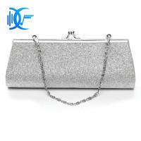 Tas Clutch Wanita Motif Glitter untuk Pesta / Pernikahan / Banquet