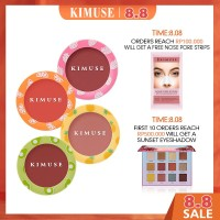 KIMUSE Fruit Sweetheart Lip Cheek Blusher Cream Blush