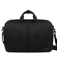 BMD Bodypack Equable Laptop Trilogic Bag - Black