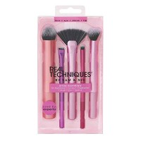 Real Techniques Artist Essentials Complete Face Makeup Brush Set for M