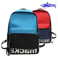 BMD Smartfish Tas Ransel Korean Fashion Backpack Laptop