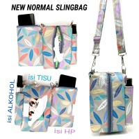 BMD TAS POUCH MINI 3 IN 1 NEW NORMAL SLING BAG MINI