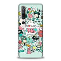 Casing Xiaomi Mi 10 I Love The 90s L0683