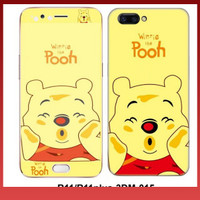 Lulu OPPO R11 plus 3D Fashion cartoon Full Cover Tempered Glass