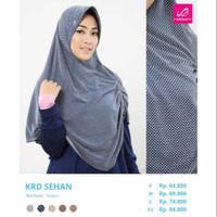 DISKON Kerudung Instan Rabbani SEHAN KRD Hijab Original Jilbab Terbaru