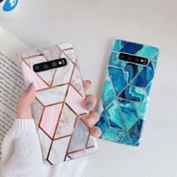 Casing Soft Case Samsung Galaxy S 20 Plus Note 10 Desain Jahitan