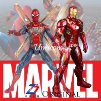 Best Quality Avengers Super Hero Action Figure Marvel Mainan Anak PLUS