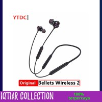 baru Original OnePlus Bullets Wireless 2 Earphones Fast-Charge Type