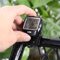 SUNDING Odometer Speedometer Monitor Sepeda