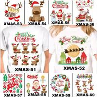 Kaos Natal Christmas Xmas Anak Dewasa Custom Couple FREE NAMA (2) - 0-S