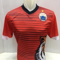 NEW kaos jersey training persija roar tiger 2018-2019 pendek 1038