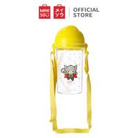 MINISO Marvel Botol Minum Tumbler Bottle Air Minum Sedotan Straw 420ml