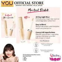 Color Corrector YOU Kosmetik The Gold One Instant Skin - Light
