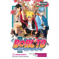 Buku, Boruto - Naruto Next Generation Vol.1⭐57675
