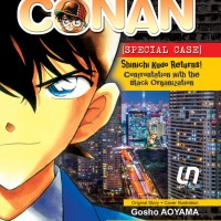 Buku, Light Novel Detektif Conan: Confrontation With The Black⭐57710