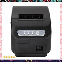 LaNgKa Xprinter POS Thermal Receipt Printer 80mm - XP-Q200II - Black