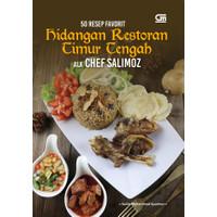 Buku, Masakan Timur Tengah Populer Favorit Ala Chef Salimoz⭐57492