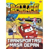 Buku, Battle Science : Transportasi Masa Depan⭐57661