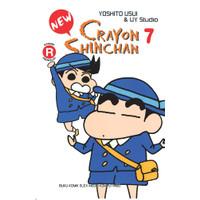 Buku, New Crayon Shinchan 07⭐57693