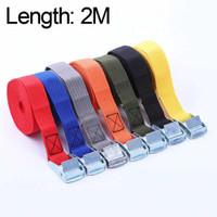 Tali Pengikat Barang Cargo / strap belt 2 Meter x 2.5 cm - XR2