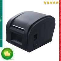 LaNgKa Xprinter Xinye Thermal Barcode Printer - XP-360B - Black