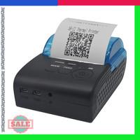 Zjiang Mini Portable Bluetooth Thermal Receipt Printer - 5805-DD -