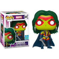 Funko POP! Marvel - Guardian of The Galaxy - Gamora In Classic SDCC