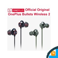 NEW Original OnePlus Bullets Wireless 2 Apt-X HD Bluetooth Earphones