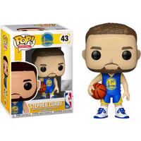 Funko POP! NBA Golden State Warriors - Stephen Curry Blue Jersey
