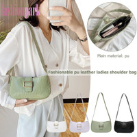 BMD [New]Fashion Women Underarm Shoulder Bags Solid