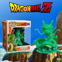 Funko POP! Animation - Dragon Ball Z - Shenron Jade/ Naga Shenlong Exc