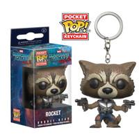 Funko POP! Keychain Guardian of The Galaxy - Rocket Racoon