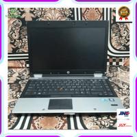 Laptop hp 8440p core i7 ram 4gb hdd 320gb layar 14 TERMURAH fisik