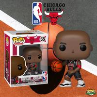 Funko POP! NBA - Chicago Bulls - Michael Jordan 23 Black Uniform