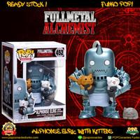 Funko POP! Animation - Fullmetal Alchemist - Alphonse Elric W/Kittens