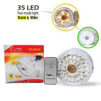 Lampu Emergency Fitting XRB TG635R 35 LED Light