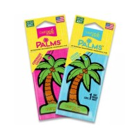 California Scents Palm Trees Grosir Parfum Mobil Car Fresheners Promo