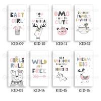 Dekorasi Kamar Anak Perempuan Hiasan Dinding Ruang Bermain Anak Kids