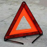 Emergency Triangle Warning Sign Segitiga Pengaman Mobil Reflektor 43