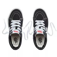 VANS Sneakers Anak Laki-Laki Uy Sk8-Hi-6BT - BLACK TR, 110