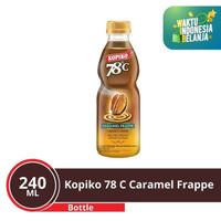Promo Kopiko 78 C Caramel Frappe 240 mL Keren